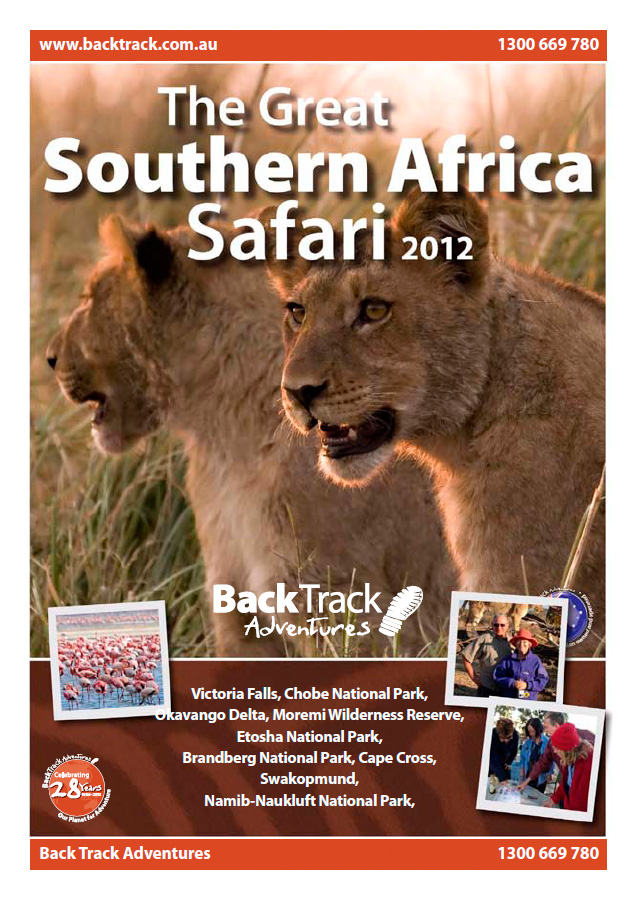 Africa - The Great Southern Safari