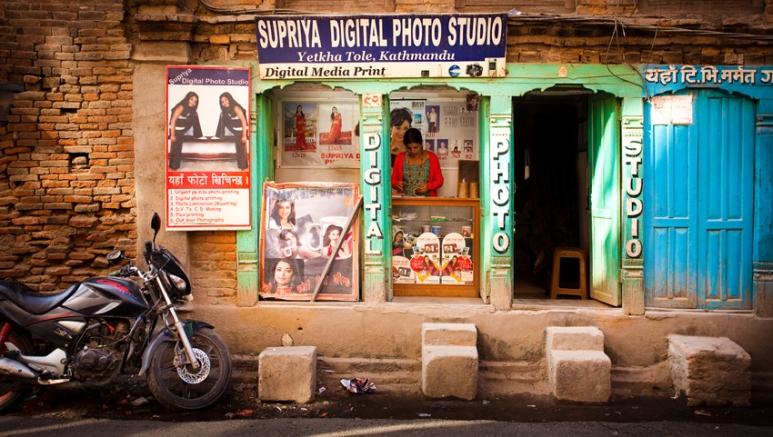 Photography Studio Kathmandu Nepal