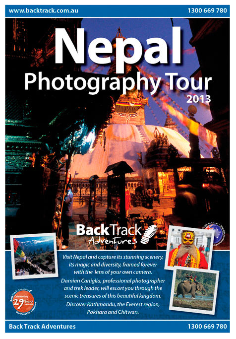 Nepal Photography Tour 2013