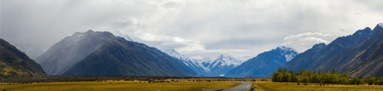 Heavy weather over the Southern Alps